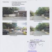 1 (satu) bidang tanah dan bangunan, SHM No.5573, terletak di Denpasar (BNI Kanwil Denpasar)