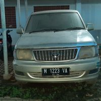 PT BNI (Persero) Tbk KC. Sumenep : Kendaraan roda empat merk Toyota,  tipe : kijang KF83 SPR, model : station wagon