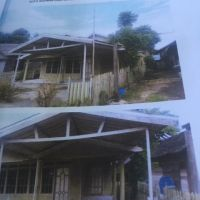 Tanah luas 222 m2 dan bangunan SHM No. 05373 di Jl. Ketapi Ujung Desa/Kel. Tungkaran Pangeran Kec. Simpang Empat Kab. Tanah Bumbu Kalsel