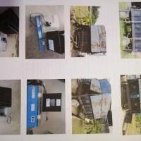 BKIPM Lampung-1 (satu) paket Peralatan dan Mesin terdiri dari 2 (dua) unit Barang Inventaris dalam kondisi rusak berat