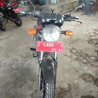 BPS Banjar 2. Kendaraan Roda Dua Merk Honda/Supra X 125 No. Polisi Z 2808 X