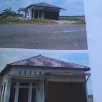 Tanah luas 454 m2 dan bangunan  SHM No. 05005 di Jl. Propinsi Desa Rantau Panjang Hilir RT.003 Kec. Kusan Hilir Kab. Tanah Bumbu , Kalsel.