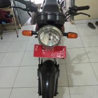 BPS Banjar 3. Kendaraan Roda Dua Merk Honda/Supra X 125 No. Polisi Z 2809 X