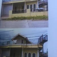 Tanah luas 186 m2 dan bangunan SHM No. 06349 di Jl. Poros 5 Oktober Desa/Kel. Kampung Baru Kec. Simpang Empat Kab. Tanah Bumbu Kalsel.