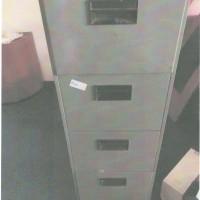 Jasa Raharja 2:  Inventaris Kantor sebanyak 7 unit dalam keadaan rusak berat