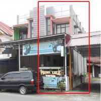 [BNISya] 1. Sebidang tanah luas 98 m2 dan bangunan, SHM  No. 00009, Jl Jendral Sudirman, Kelurahan Tigo Koto Dibaruah, Kec. Payakumbuh Utara