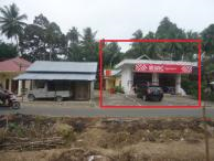 [BNIKAnwil] 2. Sebidang tanah seluas 524 m2 berikut bangunan, SHM No. 00297,  di Nagari Kampung Tengah, Kecamatan Lubuk Basung, Kab. Agam