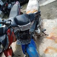 [Kejari Prabumulih]5. Satu Unit sepeda motor supra warna biru BG 7030 NS (tanpa surat)