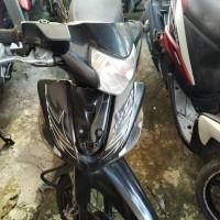 [Kejari Prabumulih]7. Satu Unit Sepeda Motor Yamaha Vega warna hitam  (tanpa surat)
