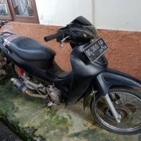 [Kejari Prabumulih]2. Satu Unit  Sepeda Motor Honda Kharisma warna hitam BG-3619-FF (tanpa surat)