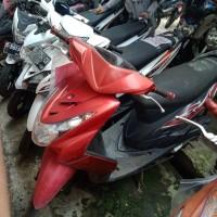 [Kejari Prabumulih]3. Satu Unit  Sepeda Motor Yamaha Mio Soul warna merah tanpa plat (tanpa surat)
