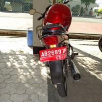 BPK Perwakilan DIY: 1 (satu) unit Sepeda Motor Honda NF 100 D No. Polisi AB 2689 IH Tahun Pembuatan 2002, BPKB/STNK Ada