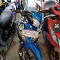 [Kejari Prabumulih]10. Satu Unit Sepeda motor merk Yamaha Jupiter Z warna biru Nopol BG-4530-OE (tanpa surat)