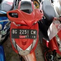 [Kejari Prabumulih]11. Satu Unit Sepeda motor merk Honda Beat warna merah dengan Nopol BG 2251 CM (tanpa surat)