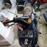[Kejari Prabumulih]8. Satu Unit sepeda motor Yamaha Mio M3 warna hitam No Pol: BG-5914-AOK  (tanpa surat)