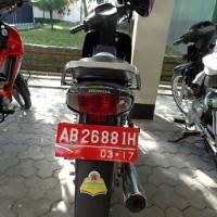 BPK Perwakilan DIY: 1 (satu) unit Sepeda Motor Honda NF 100 D  No. Polisi AB 2688 IH Tahun Pembuatan 2002, BPKB/STNK Ada