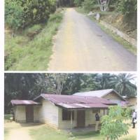 Bank Mandiri - Sebidang tanah seluas 2.500 M2 SHM 00140 (d/h 1207) di  Desa Kencana Kec.Balai Jaya, Kab Rokan Hilir Prov riau
