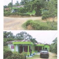 Bank Mandiri - 2 bidang tanah seluas 2.500 M2 &  20.000 M2 SHM No 3892 & 3767 di Kec. Bagan Sinembah Kab Rokan Hilir Prov Riau