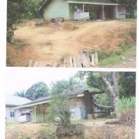 Bank Mandiri - 3 bidang tanah seluas 2.500 M2, 7.500 M2, 7.500 M2, SHM No 3870, 3690, 3692 di Kec Bagan Sinembah Kab Rokan Hilir , Prov Riau