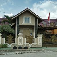 [BRIBkt] Sebidang Tanah luas 127 m2 dan bangunan rumah, SHM No. 158, di Komplek Vila Gita Permai RT 01 RW 01, Kel. Parit Antang, Kec. ABTB