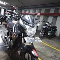 BPJS: 1 unit Motor Merk/Type Honda Mega Pro, Tahun 2013, Isi Silinder 150 CC. Nomor Polisi B 3189 SIW Warna Merah Hitam