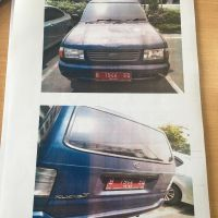 1 (satu) unit kendaraan roda 4 (empat) Toyota Kijang Short SX, Tahun 1998, No.Pol. B 7944 EQ