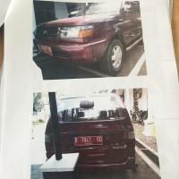 1 (satu) unit kendaraan roda 4 (empat) Toyota Kijang Short SX, Tahun 1998, No.Pol. B 7941 EQ