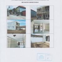2 (dua) bidang tanah dan bangunan yang dijual 1 paket terdiri SHM No.10034 dan SHM No.10035, terletak di Badung (BRI Khusus)
