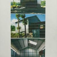 BRI Banjarngr: Sebidang tanah, SHM No.01538, luas 766 m2, berikut bangunan, di Desa Kecitran, Kecamatan Purwareja Klampok, Kabupaten Banjarn