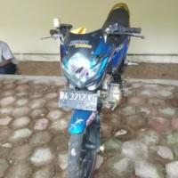 (Kejari Solsel) Lot 5. 1(satu) unit kendaraan sepeda motor merek Suzuki Type Satria FU berwarna biru dengan nomor Polisi   BA 3212 KE. STNK