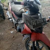 10 Kejari Banyuasin : 1 (satu) unit sepeda motor Honda Revo warna merah hitam BG 3759 UH (BPKB dan STNK tidak ada)