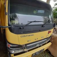 7 Kejari Banyuasin : 1 (satu) unit mobil truk colt diesel warna kuning Nopol BG 8071 JE (BPKB dan STNK tidak ada)