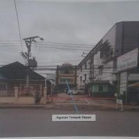 Sebidang tanah SHM No 1092 luas 1.148 m² & bangunan di atasnya di Kel Pelabuhan, Kec Samarinda Kota (dh. Samarinda Ilir), Samarinda
