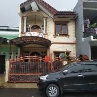 BRI1: Sebidang tanah berikut bangunan, di Perumahan Duta Bintaro Cluster Kintamani Blok B 5 No. 18, Kel. Pakujaya, Kota Tangerang Selatan