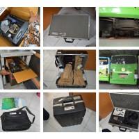 P3Ekoregion Jawa Yogyakarta Paket 1: berupa  1 (unit) Kendaraan mini bus B7552JQ Tahun 2002 & Peralatan & Mesin, Inventaris Kantor