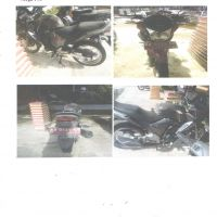 BPPAUDDIKMAS.Kalbar.2. Honda Mega Pro, No.Polisi KB 2129 NH, Tahun 2012.