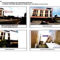 Lelang Eksekusi Ps 6 UUHT : Tanah seluas 102 m2 dan Bangunan diatasnya SHM No. 02151/Sukamaju - Medan