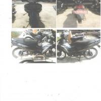 BPPAUDDIKMAS.Kalbar.1. Honda NF 125 STR, No.Polisi KB 6786 SJ, Tahun 2008.