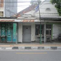 BRI Kanca Yogyakarta Adisucipto, 1 bidang tanah dan bangunan berikut segala sesuatu di atasnya SHM 933 L. 295 m2 di Cokrodiningratan, Jetis