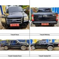 KPP.Ketapang.5: Ford/ Ranger 3.0 XLT 4WD, KB 8133 GA, Thn. Perolehan 2009. BPKB Tidak Ada, STNK Ada