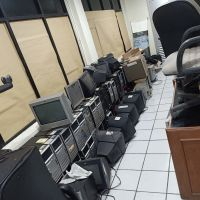 KPP Pratama Jakarta Gambir Empat. 1 paket barang Inventaris berupa Personal Computer, Laptop, Printer, dll.