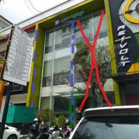 Lot 2 Bank Permata, 1 bidang tanah berikut bangunan di atasnya SHGB 266 Luas 84 m2  di Terban, Gondokusuman, Kota Yogyakarta