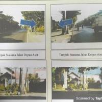 Andre Sutjahja - Tanah dan bangunan SHM No. 11 luas 997 M2 terletak di Kelurahan Klojen, Kecamatan Klojen, Kota Malang