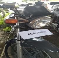 56.Polres Bangka Barat Melelang Jenis SEPEDA MOTOR Merk/Type SUZUKI THUNDER No.Pol.466-35-XXVIII  Tahun 2004