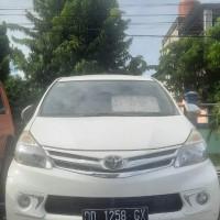 KPP Pratama Bontang:Lot1-1 Unit Mobil Penumpang Toyota New Avanza 1.3G M/T warna putih tahun 2013, nopol DD 1258 GX.