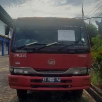 KPP Pratama Bontang : Lot 2 - 1 Unit mobil Truk Tangki Nissan PK215H warna merah  tahun 2011, nopol KT 8922 PA.