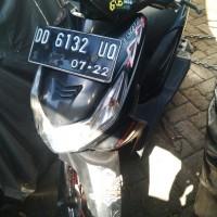 Satu unit sepeda motor Honda Beat (Kejari Takalar)