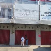 KURATOR ABU TOURS-6 : 1 (satu) bidang tanah luas 96 m2, dan bangunan diatasnya, di Jln. Baji Gau No.32C, Makassar