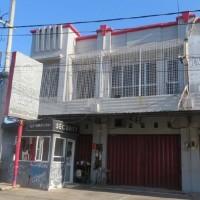 KURATOR ABU TOURS-5 : 1 (satu) bidang tanah luas 158 m2, dan bangunan diatasnya, di Jln. Baji Gau No.32A, Makassar