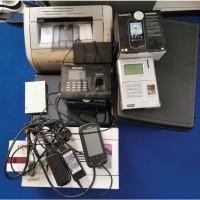 KPP Pratama Blitar - 1 (satu) paket barang Inventaris milik Kantor Pelayanan Pajak Pratama Blitar kondisi rusak berat